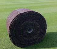 Big roll of turf