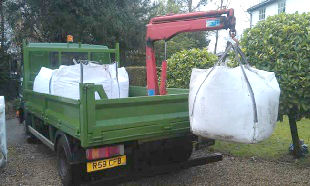Topsoil delivery Guildford
